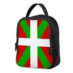 Basque Flag Neoprene Lunch Bag