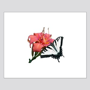 butterfly_flower_watercolor3 Posters