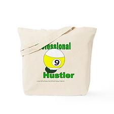 Pro 9 Ball Pool Hustler Tote Bag