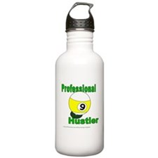 Pro 9 Ball Pool Hustle Stainless Water Bottle 1.0L
