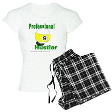 Pro 9 Ball Pool Hustler Women's Light Pajamas
