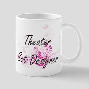 Theater Set Designer Artistic Job Desig Mugs
