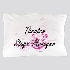 Theater Stage Manager Artistic Job Des Pillow Case