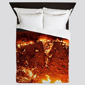 DOOR TO HELL Queen Duvet