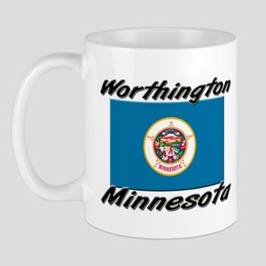 Worthington Minnesota Mug