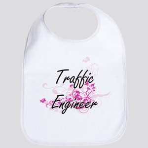 Traffic Engineer Artistic Job Design with Flow Bib