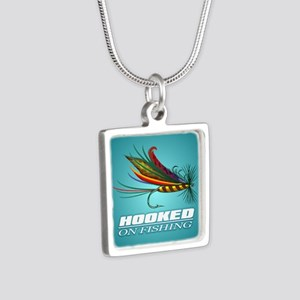 Hooked On Fishing (Fly) Necklaces