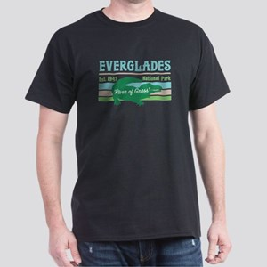 Everglades National Park Alligator Decal T-Shirt