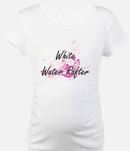 White Water Rafter Artistic Job Shirt