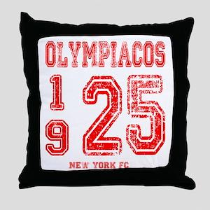 Olympiacos 1925 Throw Pillow