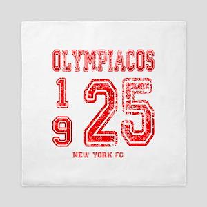 Olympiacos 1925 Queen Duvet