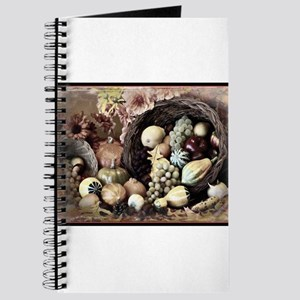 Thanksgiving Cornucopia Journal