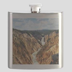 YELLOWSTONE GC Flask