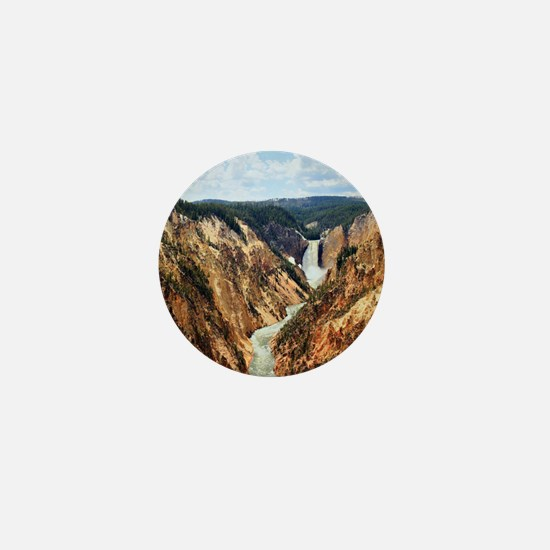 YELLOWSTONE GC Mini Button
