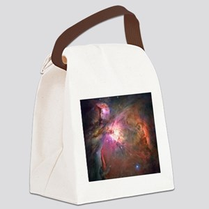 Orion Nebula (M42 / NGC 1976) .pn Canvas Lunch Bag