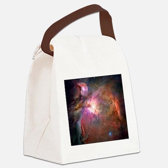 Orion Nebula (M42 / NGC 1976) .pn Canvas Lunch Bag