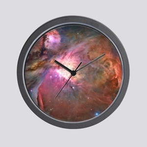 Orion Nebula (M42 / NGC 1976) .png Wall Clock