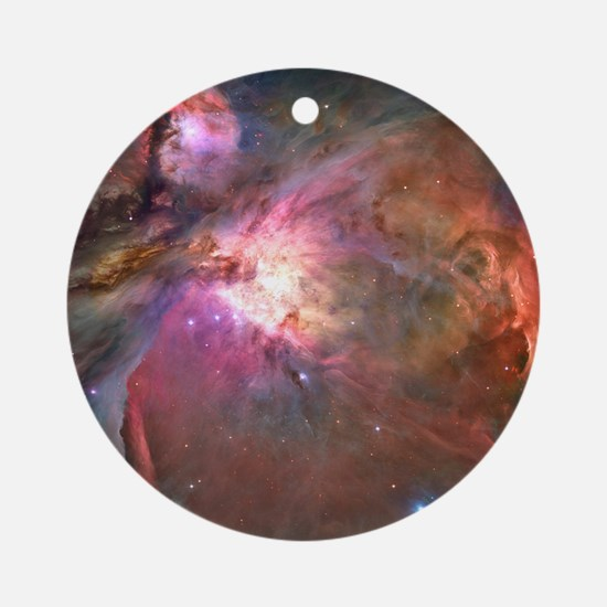 Orion Nebula (M42 / NGC 1976) .png Round Ornament