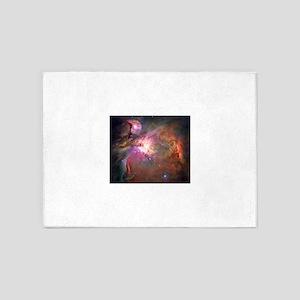 Orion Nebula (M42 / NGC 1976)  5'x7'Area Rug