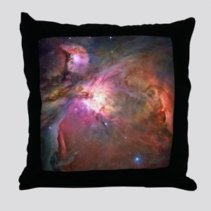 Orion Nebula (M42 / NGC 1976)  Throw Pillow