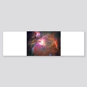 Orion Nebula (M42 / NGC 1976) Bumper Sticker