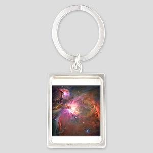Orion Nebula (M42 / NGC 1976) Keychains