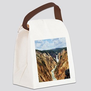 YELLOWSTONE GC Canvas Lunch Bag