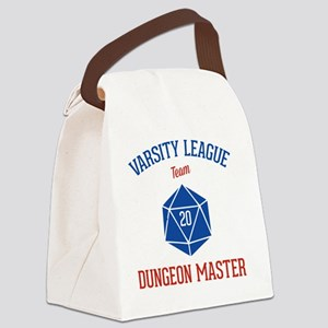 Varsity League - Dungeon Master Canvas Lunch Bag