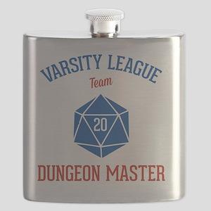 Varsity League - Dungeon Master Flask