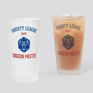 Varsity League - Dungeon Master Drinking Glass
