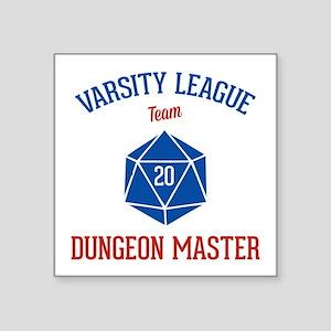 Varsity League - Dungeon Master Sticker