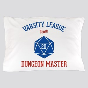 Varsity League - Dungeon Master Pillow Case