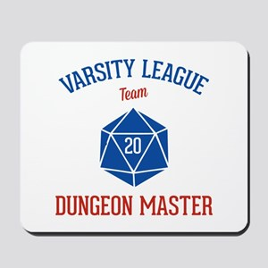 Varsity League - Dungeon Master Mousepad