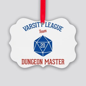 Varsity League - Dungeon Master Picture Ornament