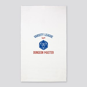 Varsity League - Dungeon Master Area Rug