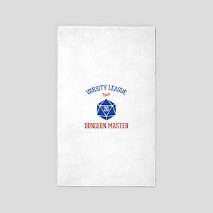 Varsity League - Dungeon Master Area Rug