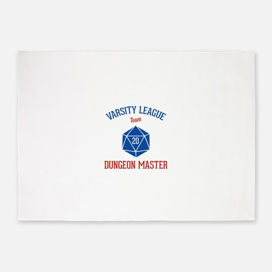 Varsity League - Dungeon Master 5'x7'Area Rug