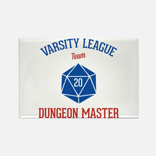 Varsity League - Dungeon Master Magnets