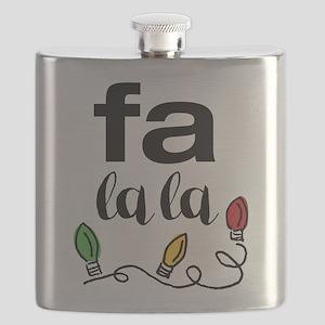 Fa La La Flask