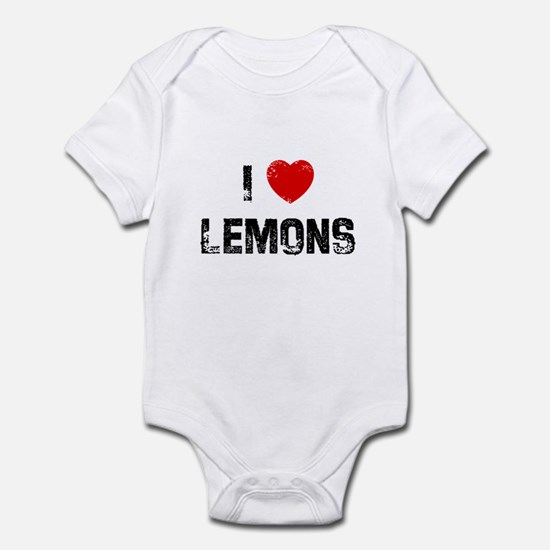I * Lemons Infant Bodysuit
