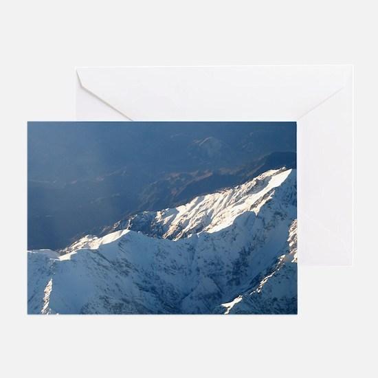 MOUNT TAPUAENUKU Greeting Card