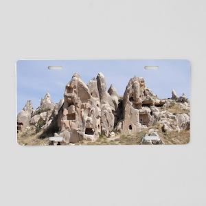 CAPPADOCIA 1 Aluminum License Plate