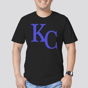 KC Men's Fitted T-Shirt (dark)