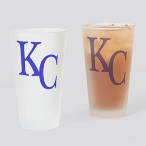 KC Drinking Glass