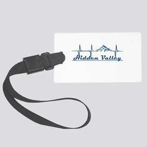 Hidden Valley Four Seasons Resor Large Luggage Tag