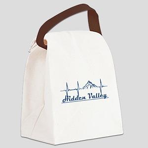 Hidden Valley Four Seasons Resort Canvas Lunch Bag