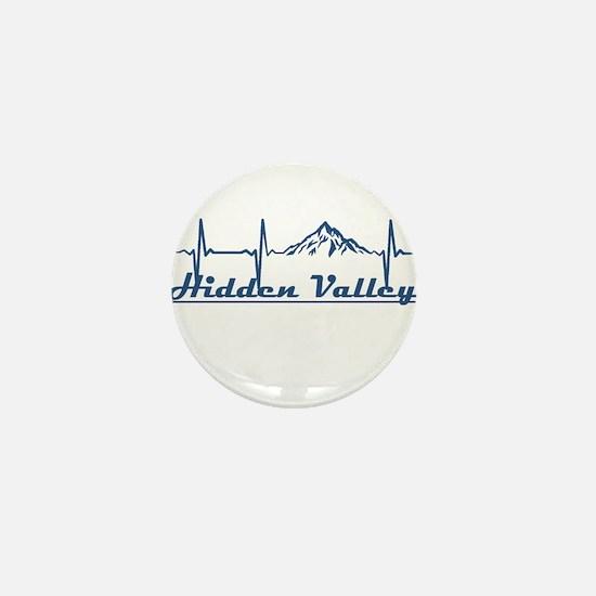 Hidden Valley Four Seasons Resort - Mini Button