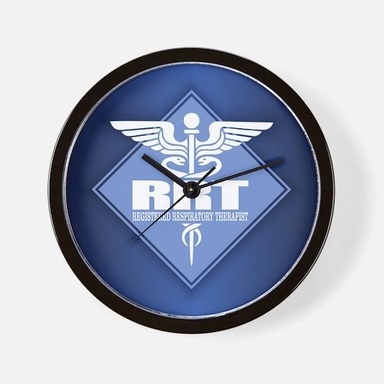 RRT (diamond) Wall Clock