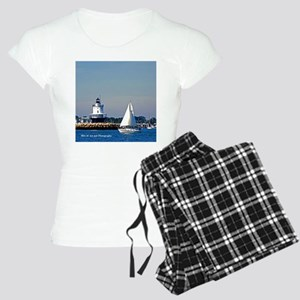 Portland Sailboat &lighthousewomen's Light