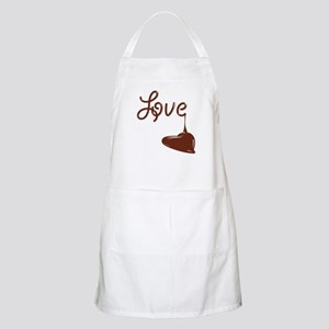 Love chocolate Apron